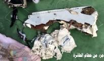 avionului EgyptAir ramasitele
