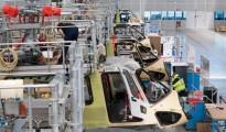 Fabrica Airbus elicoptere